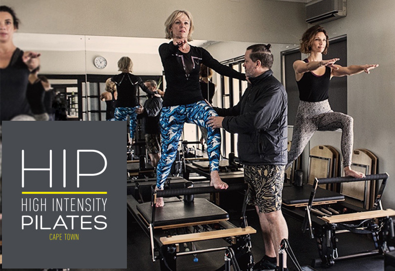 High Intensity Pilates
