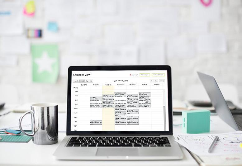 Scheduling Calendar View