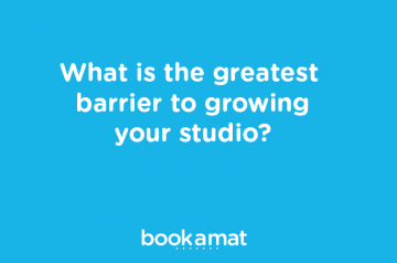 Barriers to growing your Yoga or Pilates studio