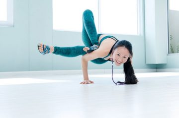 Casey Chiang Yoga Teacher Training