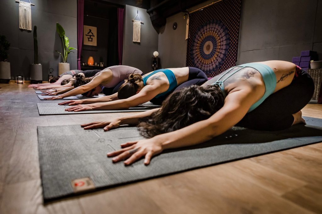 Flow Yoga Studio, Seoul, South Korea